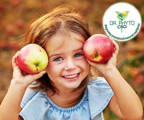 6 moduri a consolida sistemul imunitar al copilului cat mai natural