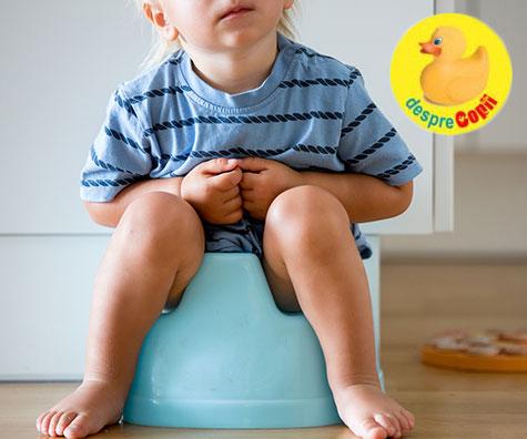 Usurarea constipatiei la copii cu sfaturi de la medicul pediatru