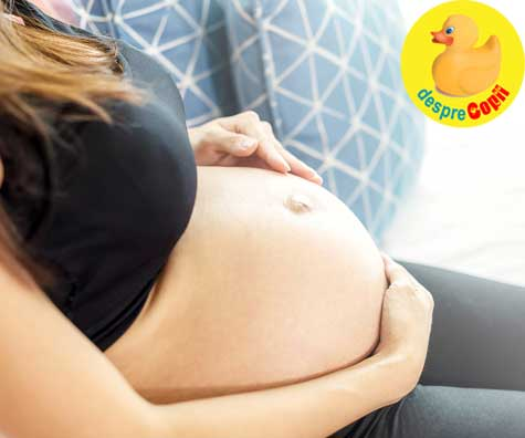Contractii in luna a saptea - jurnal de sarcina