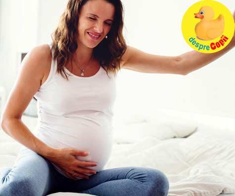 Contractiile travaliului - cum se simt? In general ca si crampele menstruale, doar de 10 ori mai puternice