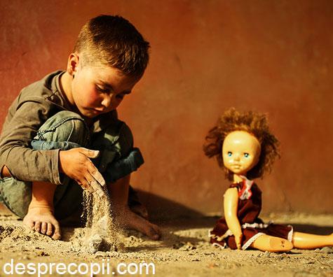 Un viitor mai sigur pentru copiii abandonati