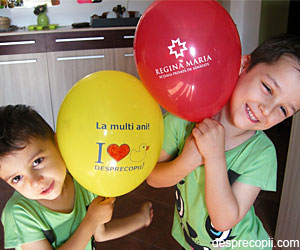 Ziua tuturor copiilor la Desprecopii