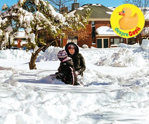 Copiii nascuti iarna si ceasul lor biologic