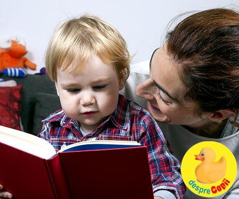 Apropie-te de copilul tau prin povesti