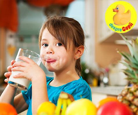De ce fel de vitamine are nevoie un copil?