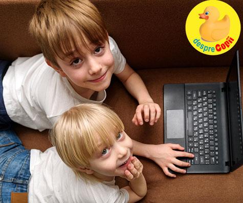 Noua generatie de copii. Cum ii ajutam sa combine joaca digitala cu cea fizica