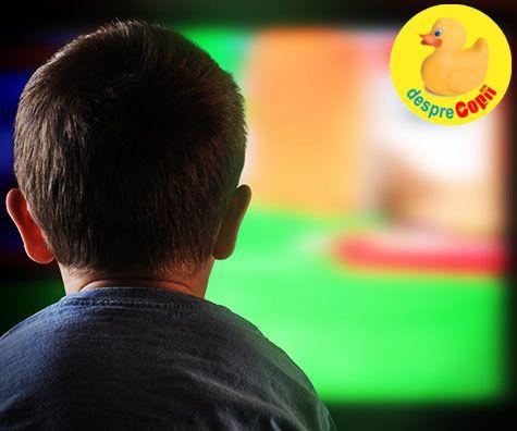 Copilul cu ADHD si dependenta de imagini si jocuri violente: de ce echilibrul se afla in mainile parintilor