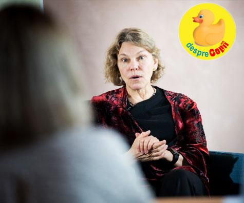 Imi doresc un copil autonom – Interviu cu dr. Laura Markham