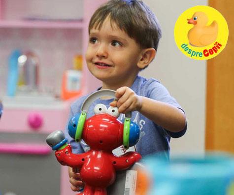 Cresterea unui copil cu autism: comunicare, provocari si terapii pozitive