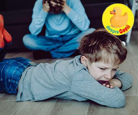 Copilul dificil: temperament versus abordari speciale de parenting