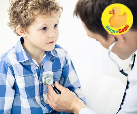 Durerea de cap la copii, ce așteptări putem avea de la medic și ce informații să-i oferim?