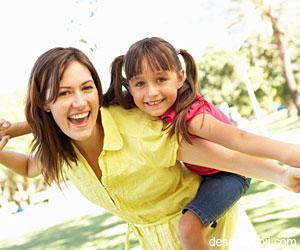 Unde ar fi mai fericit copilul tau ?