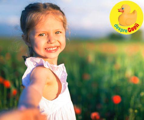 Cum sa cresti un copil optimist si de ce este atat de important asta pentru succesul lui