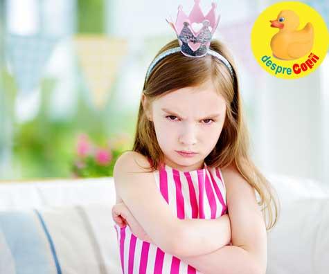Copilul tau este un rasfatat? Iata ce trebuie sa faci in continuare - sfatul specialistilor