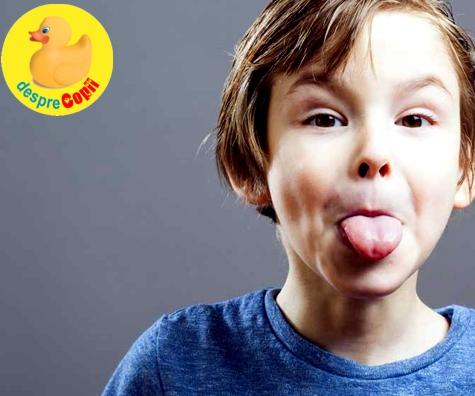 Cand copilul nu arata respect si raspunde obraznic: cum procedam