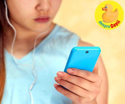 Este copilul tau adolescent pregatit sa primeasca un telefon smart?