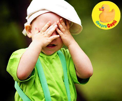 8 moduri de a ajuta un copil timid