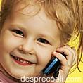 Telefoanele mobile, daunatoare pentru copiii sub 12 ani