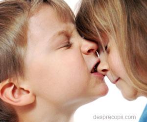 Muscatul – agresivitatea ca forma de protest la copiii mici