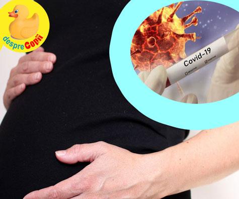 Coronavirusul creste stresul si ingrijorarile femeilor insarcinate in ceea ce priveste nasterea