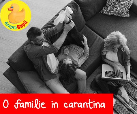 Pregateste-ti familia pentru izolarea impotriva Coronavirusului. 6 sfaturi de la o familie care trait carantina in China