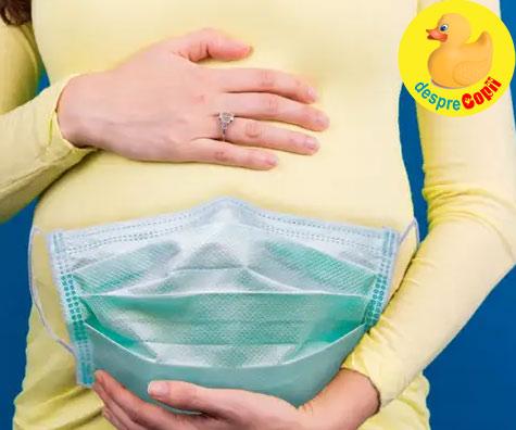 Coronavirus in sarcina: Ce se stie pana acum despre riscurile pentru sarcina si nou-nascuti de la gravide care au avut virusul