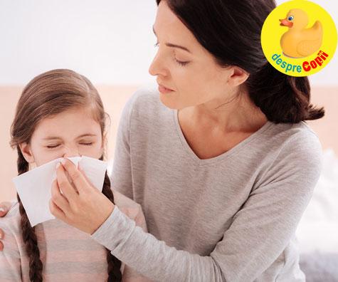 Copilul tau are simptome de coronavirus? Iata ce trebuie sa stii