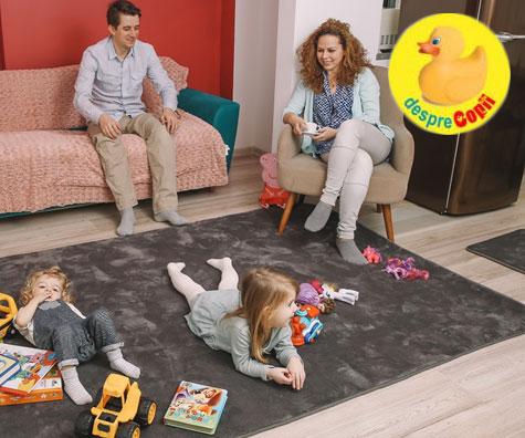 Cum alegi cel mai potrivit covor pentru camera copilului?