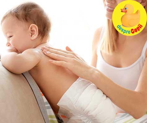 7 utilizari ale cremei pentru iritatia de scutec