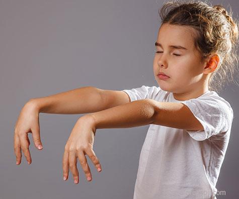 Somnambulismul la copil