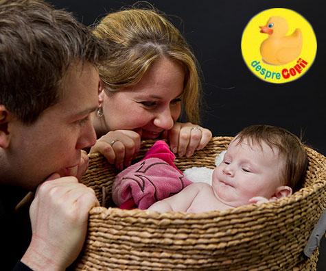 Cum va arata bebelusul in functie de genele de la parinti
