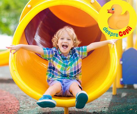 Copiii si jocurile lor surprinzatoare