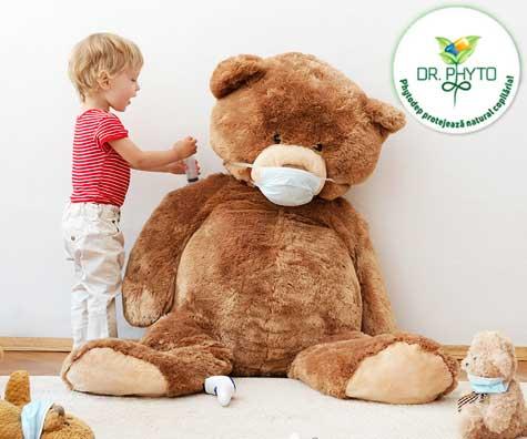 Nu lasa raceala copilului sa te sperie! Iata cum il poti ajuta!