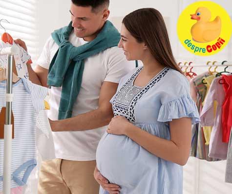 Cumparaturi pentru bebe: asa am reusit sa ma organizez - jurnal de sarcina