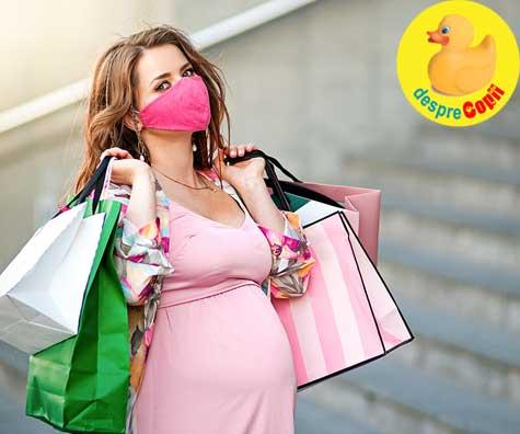 Cumparaturile pentru bebe - am avut o lista de 2 pagini - jurnal de sarcina