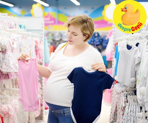 Hai sa mergem sa cumparam lucruri pentru bebe ca acusi nasc - jurnal de sarcina