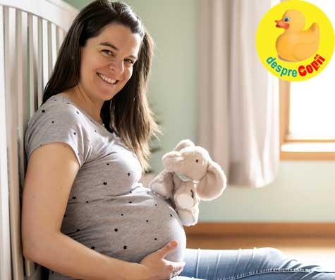 Ultimele cumparaturi in sarcina - jurnal de sarcina