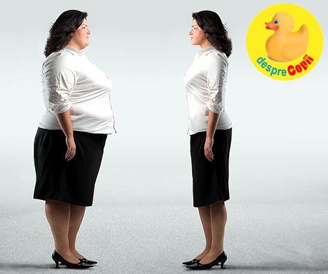Secretul pentru a pierde in greutatate si legatura cu Eu-ul ascuns din spatele oglinzii