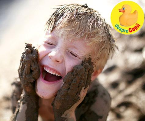 De ce prea multa curatenie poate afecta sistemul imunitar al copilului