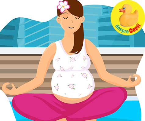 Cursuri prenatale, tehnici de respiratie si multa documentare inainte de nastere - jurnal de sarcina