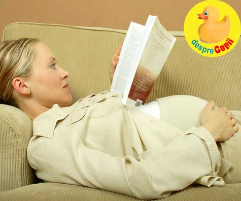Cursurile de puericultura si ajutorul cu informatii la prima sarcina - jurnal de sarcina