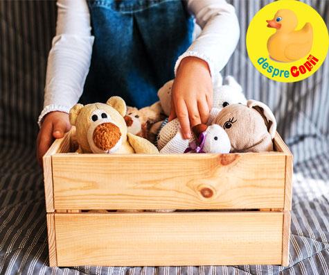 Cutia de calmare a copilului - un truc pentru copiii foarte sensibili