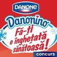 Ma racoresc cu inghetata Danonino si mami castiga premii super!
