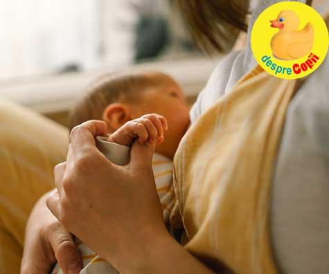 Cand alaptarea doare: 10 cauze ale durerii pe care trebuie sa le cunosti draga mami, pentru ca alaptarea nu trebuie sa doara