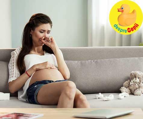 20 motive pentru care femeile insarcinate plang