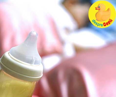 3 motive esentiale pentru pomparea laptelui matern