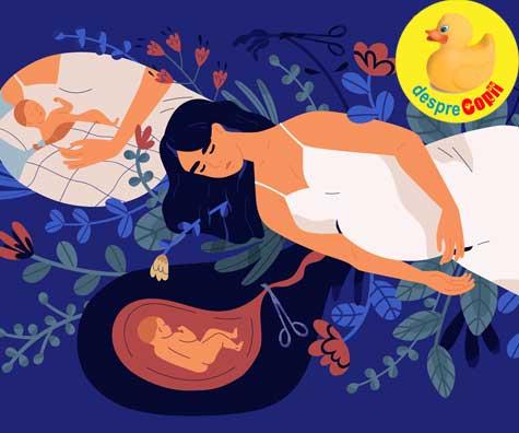 Mi-am pierdut bebelusul la 17 saptamani de sarcina - cosmarul oribil al unei mamici