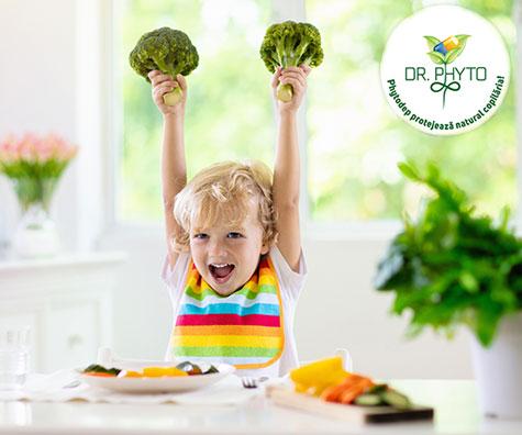 Prevenirea deficientelor de vitamine la copii