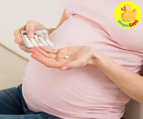 Deficitul de fier in timpul sarcinii cauzeaza autism copilului?