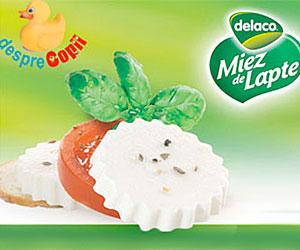 CONCURS Delaco: Retete cu Miez de Lapte